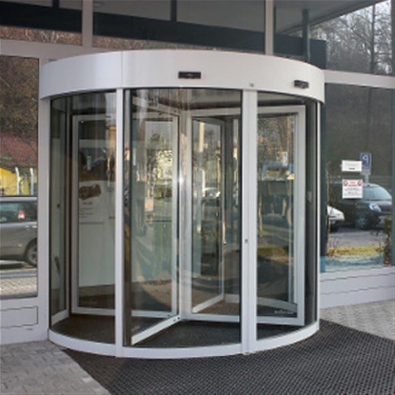 Karuselové dvere