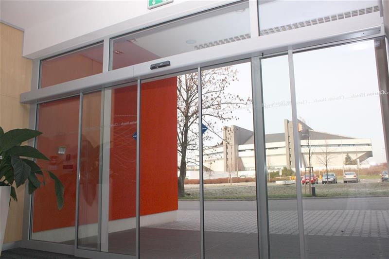 Automatické dvere vchodové Spedos
