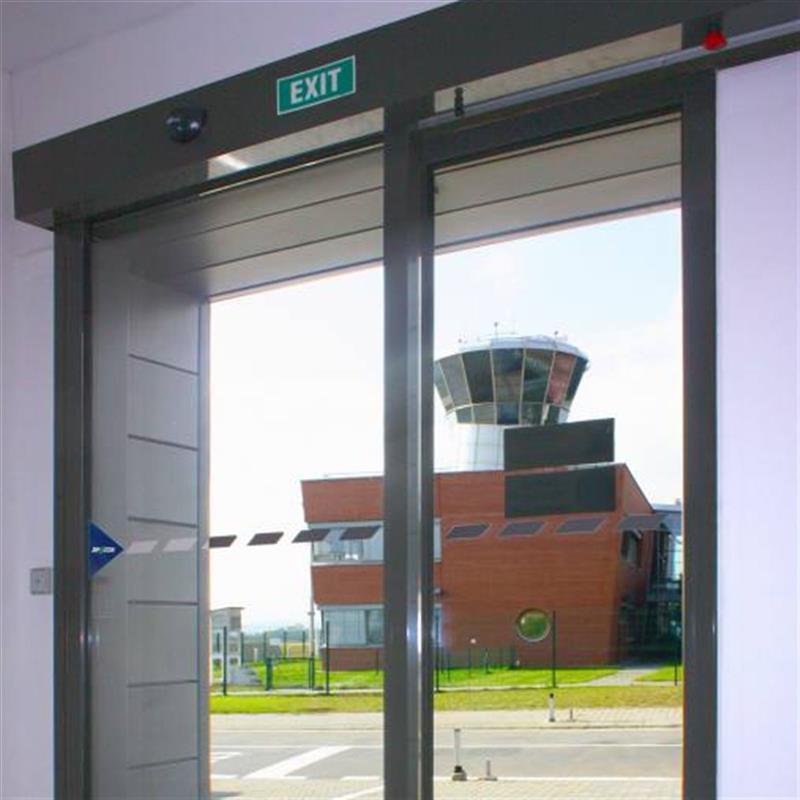 automatické posuvné vstupní dveře