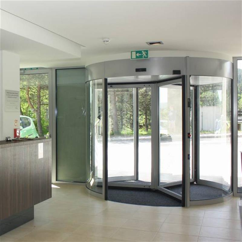 automatický Tourniket pro hotel Pohoda