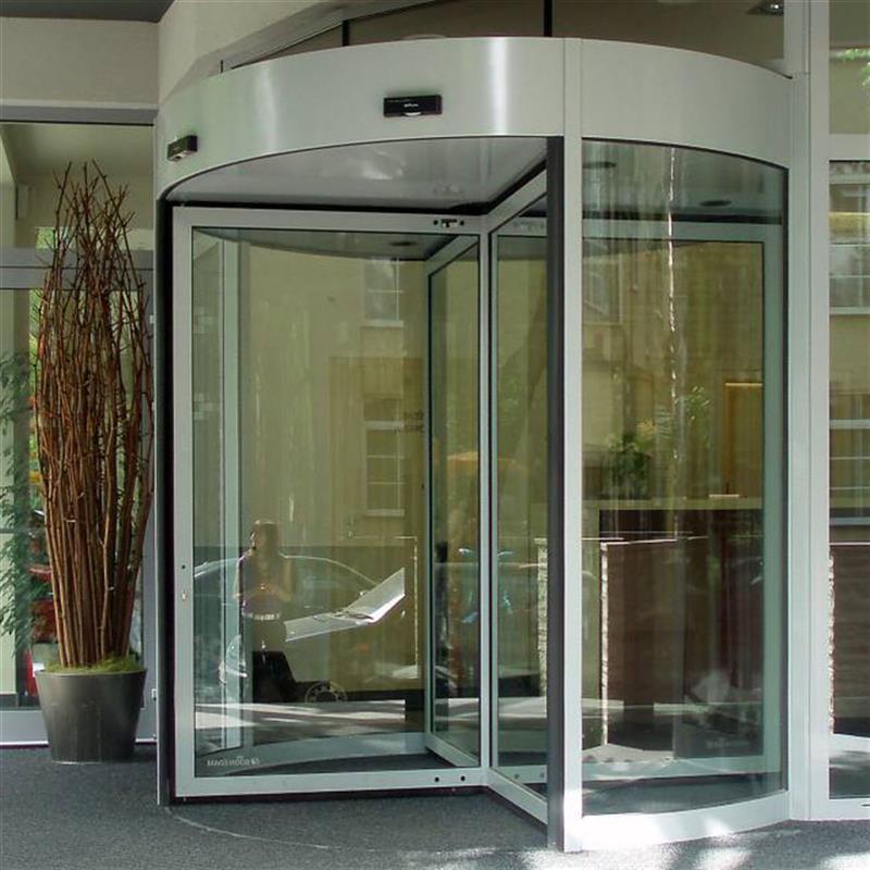čtyřkřídlý automatický Tourniket pro lázeňský hotel 2