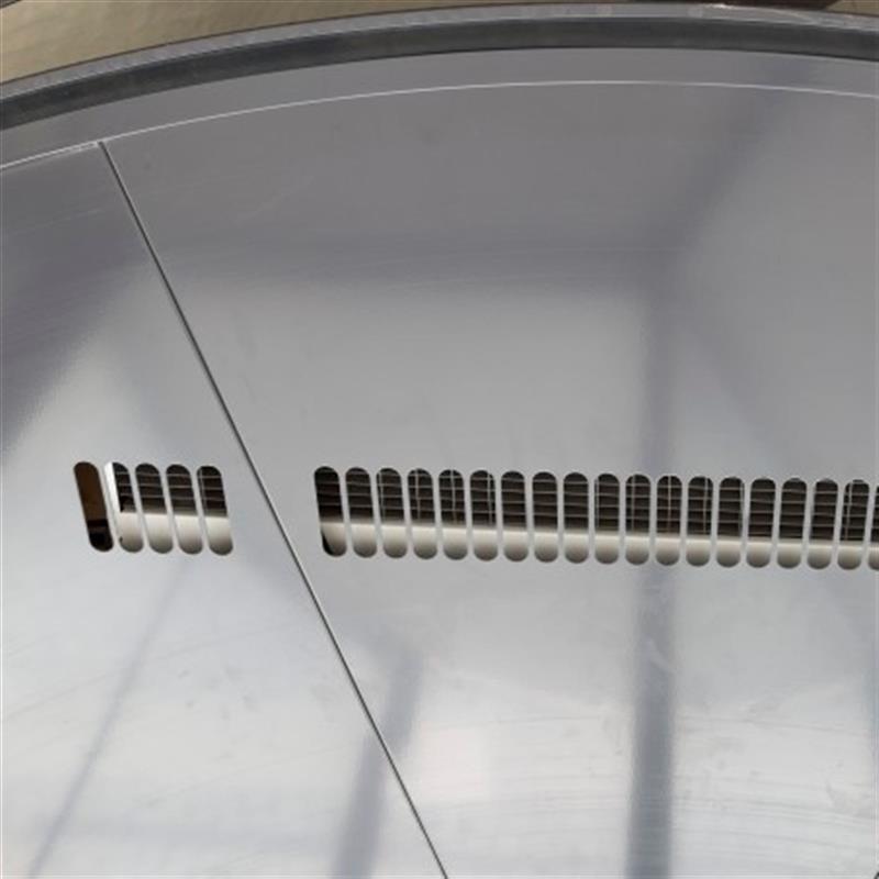dverová tepelná clona od Spedosu