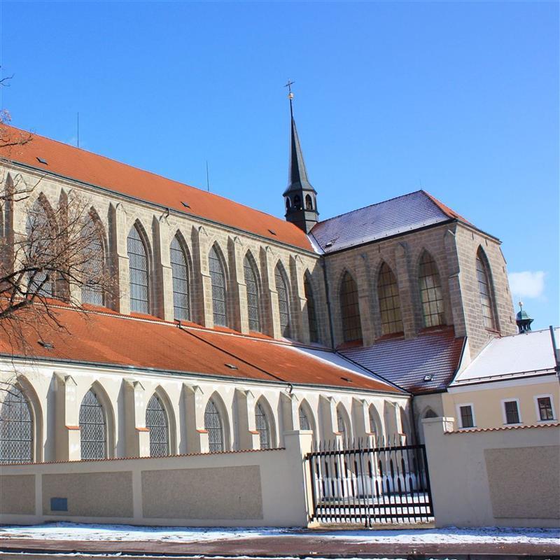historická katedrála