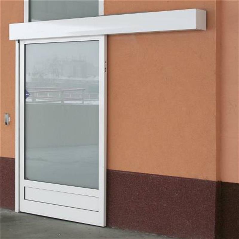 Automatické jednokřídlé posuvné dveře