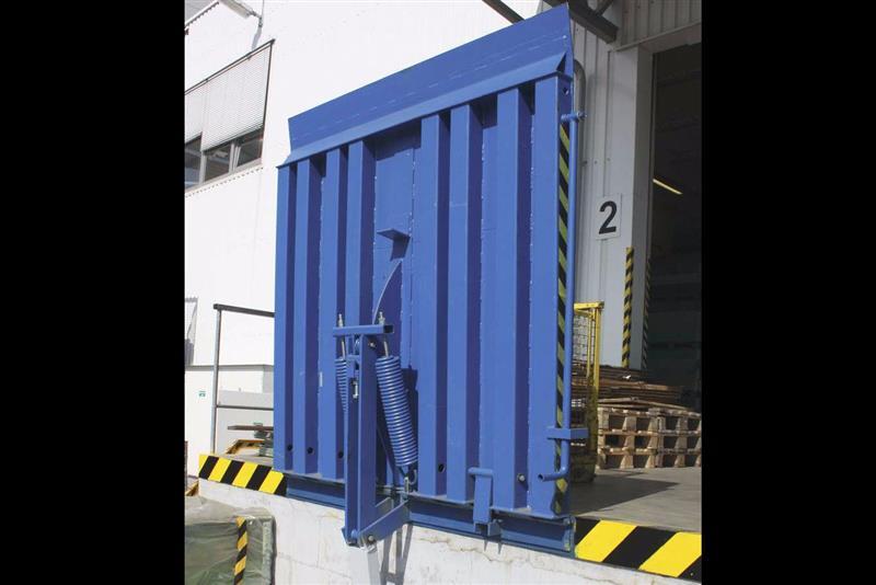 vyrovnávaci mostík modrý Spedos