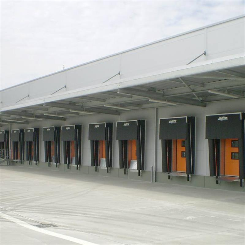 nakládací systémy pro logistické centrum 5