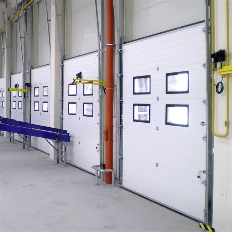 nakládací systémy pro logistické centrum