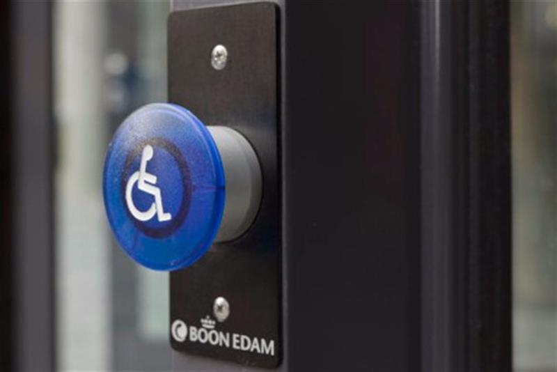 núdzové tlačidlo pre invalidov