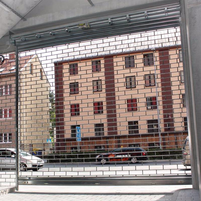 ochranné rolovací mříže Spedos