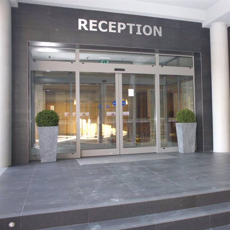 požární dveře pro hotel Saffron