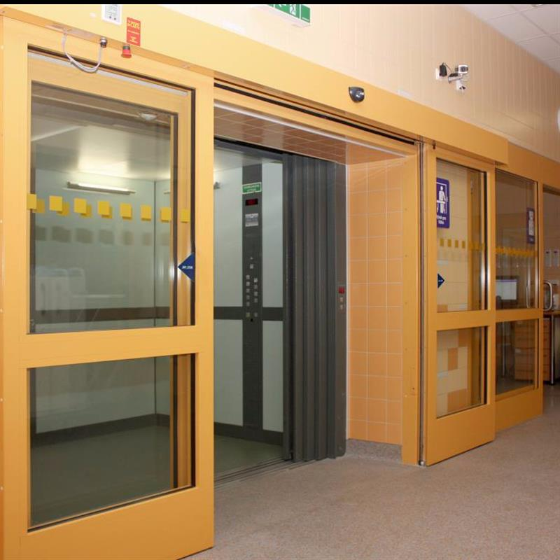 Protipožární posuvné dveře