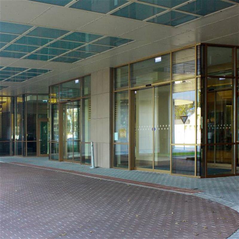 prosklené zádveří pro hotel Hilton 2