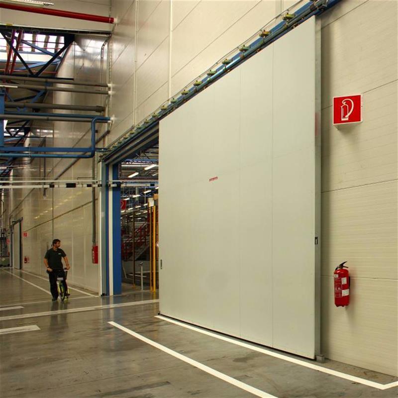 Protpožární dveře pro Swedwood Malacky SK