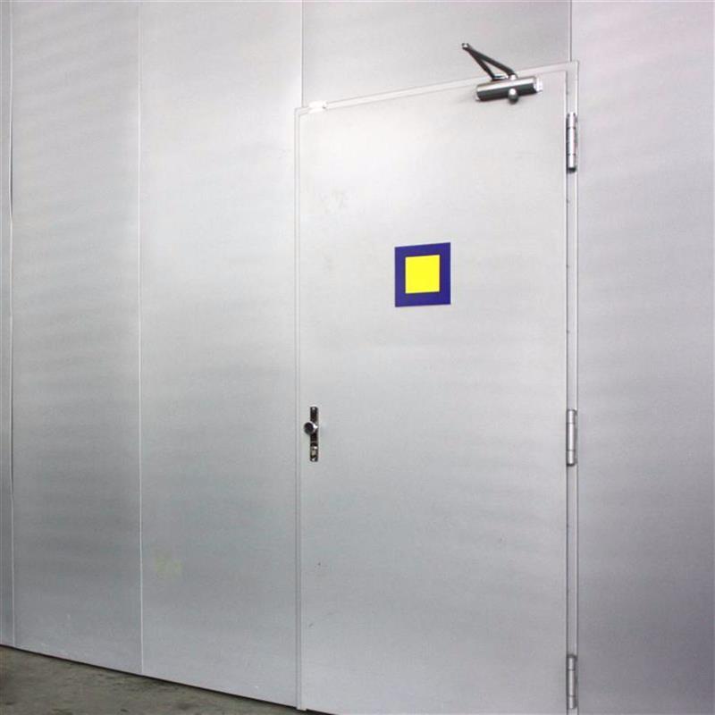 Protipožární dveře pro Městské divadlo Brno