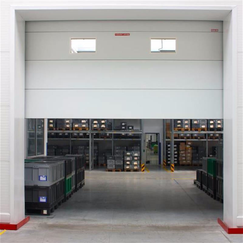 Protipožární sekční vrata pro ZKW Krušovce