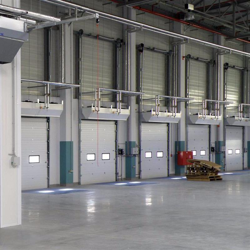 Průmyslová sekční vrata pro INA Kysuca SK