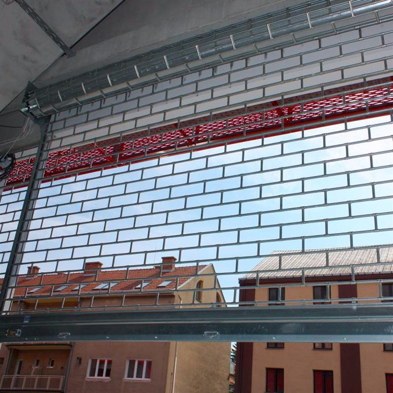 průmyslové rolovací mříže Spedos 2