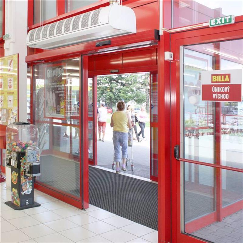 supermarkety BILLA 2