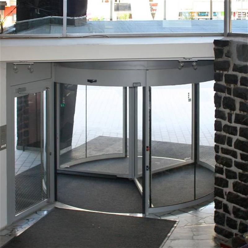 turniketové dveře pro hotel Continental