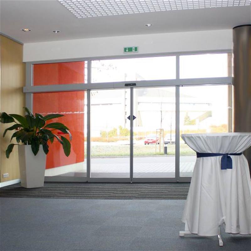vstupní portál pro kongresové centrum Ostrava 2