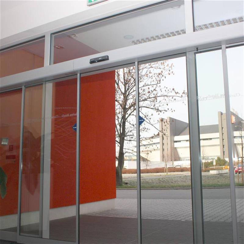 vstupní portál pro kongresové centrum Ostrava 3