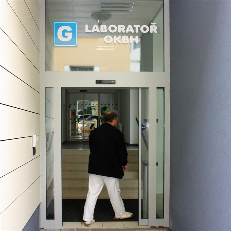 Novostavba nemocničných laboratórií